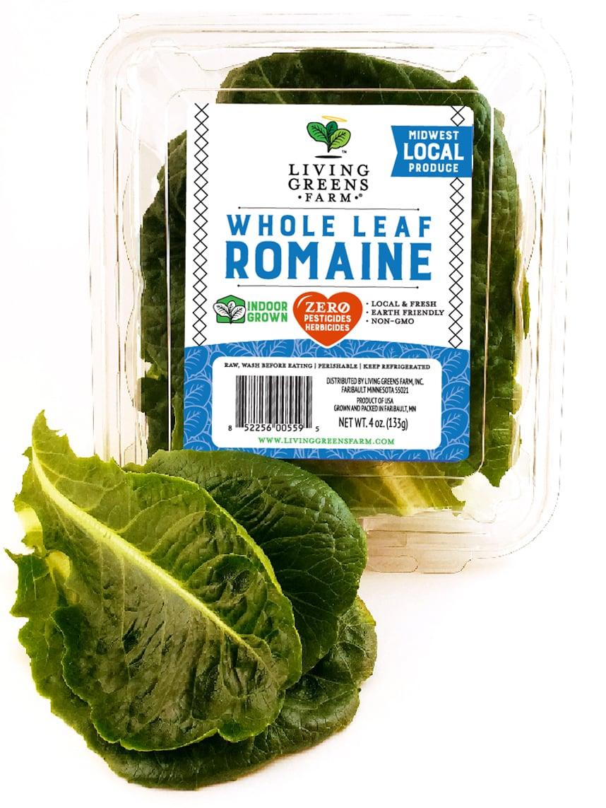 LGF Whole Leaf Romaine